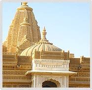 Jain Temple at Jaisalmer