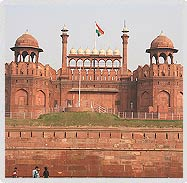 Red Fort , Delhi