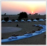 Tents In Rajasthan